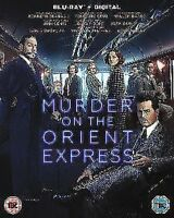 Asesinato On The Orient Expreso Blu-Ray Nuevo Blu-Ray (8286807001)