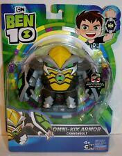 """Omni-Kix Armor Cannonbolt Ben 10 Action Figure 5.5"""""""