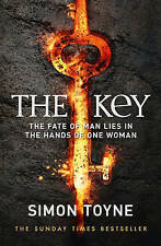Very Good 0007391595 Hardcover The Key (Sancti Trilogy 2) Simon Toyne