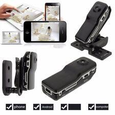 Mini Caméra Caméscope Surveillance DV DVR Espion Sécurité Caché Vidéo