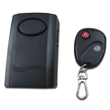 Motorcycle Motorbike Scooter Anti-Theft Security Alarm Vibration Remote 120db BP