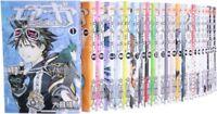 Air Gear VOL.1-37 Comics Complete Set Japan Comic  From Japan