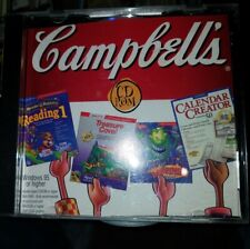 Campbell's Labels for Education[Cd-rom] Reader Rabbit's Reading 1, Treasure Cove