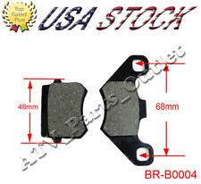 Disk Brake PADS shoes 50 70 90 110 125 135cc ATV TAOTAO ROKETA SUNL JCL Coolster
