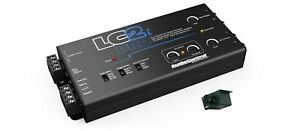 AudioControl LC2i Pro 2 Channel Line Out Converter with ACCUBASS w/ Dash Remote