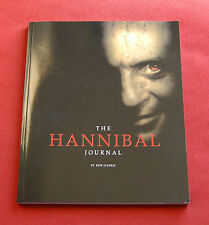The Hannibal Journal by Rob Harris - Making the Ridley Scott Film Softback Book