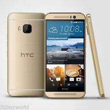 "32GB+3GB HTC One M9 20MP 4G Octa Core Android 5"" Mobile Smart Phone Gold Unlock"