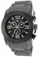 Swiss Legend Watch 10067-GM-01-GRYS Men's Commander Chronograph Grey Black Dial