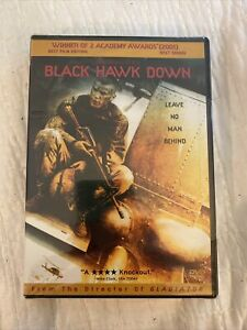 Black Hawk Down (DVD, NEW) Dolby, Dubbed, Subtitled, Widescreen