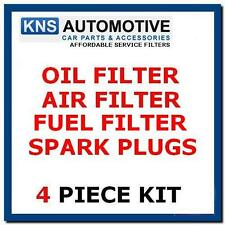 Chevrolet Lacetti 1.4,1.6 Petrol 04-12 Plugs, Air,Fuel &,Oil Filter Service Kit