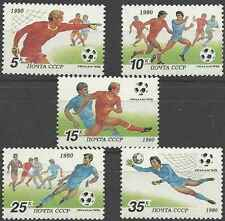 Timbres Sports Football URSS Russie 5751/5 ** lot 16778