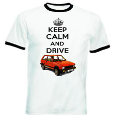 ZASTAVA YUGO KEEP CALM - NEW COTTON TSHIRT - ALL SIZES IN STOCK