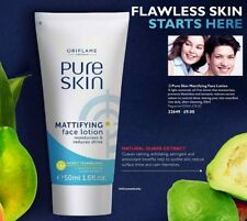 Oriflame Pure Skin Mattifying Face Lotion Cream 50ml