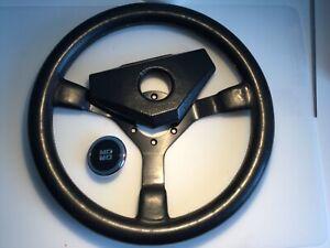 Momo steering wheel signature series Mario Andretti 1981