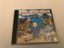 Majors for Minors: Learning the Orchestra (CD Newsound 2000) Brain Food for Kids