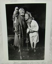 1991 Press Photo Stratford Festival Canada Theatre TREASURE ISLAND Leon Pownall