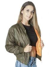 Autres vestes/blousons beige en polyester pour femme