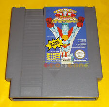 CAPTAIN PLANET AND THE PLANETEERS Nintendo Nes Versione PAL B SOLO CARTUCCIA AJ