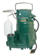 "Zoeller Submersible Pump 1/2 Hp 115 V 1-1/2 "" Stainless"