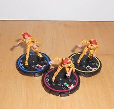 HERO CLIX - DC  ICONS  - CHEETAH - FIGURE  #17   EXPERIENCED  - WITHOUT CARDS