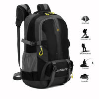 Luxury 50L Large Hiking Camping Bag Travel Backpack Outdoor Luggage Rucksack