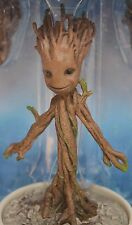 Little Groot 1/4 scale QS004 Hot Toys Sideshow Guardians of the Galaxy  NEW