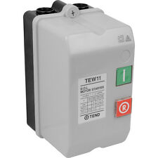 NEW DOL Starter 240V 4kW Each electrical, IP65, motor, Direct on line starter