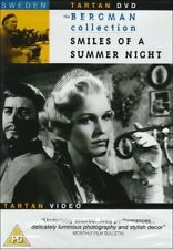 SMILES OF A SUMMER NIGHT DVD [UK] NEW DVD