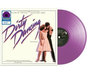 Dirty Dancing Original soundtrack Walmart exclusive purple vinyl (vinyle violet)