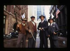 The Untouchables Sean Connery Kevin Costner guns Original 35mm Transparency
