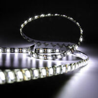 5M Cool White Waterproof Light Strip 300 LED 5050 SMD 60LEDs/M 12V Black PCB