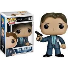 X-Files - Fox Mulder Pop! Viynl Figure NEW