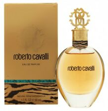 ROBERTO CAVALLI EAU DE PARFUM 50ML SPRAY - WOMEN'S FOR HER. NEW. FREE SHIPPING