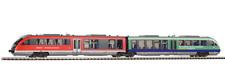 """Piko 52087 Dieseltriebwagen """"Desiro"""" BR 642 Westfrankenbahn Neuware"""