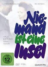 NIEMAND IST EINE INSEL (IRIS BERBEN/HENNING BAUM)  DVD NEU