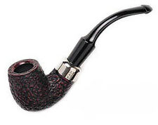 Peterson Standard System Rustic 312 Tobacco Smoking Pipe P-Lip Mouthpiece 3000K