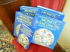 MONETE E BANCONOTE DE AGOSTINI. COLLEZIONE COMPLETA. VERO AFFARE.
