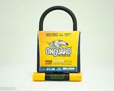 Onguard Bulldog 8010LM Bicycle Bike U-Lock