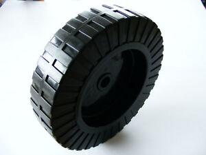 CASTELGARDEN PETROL LAWNMOWER SPARE WHEEL 160mmx40mmx 12mm 122686085/0