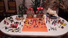 Très beau lot Playmobil