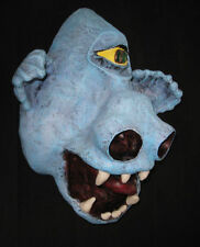 """Sculpture, Mixed Media, Decorative Mask - """"Out of Blue"""""""