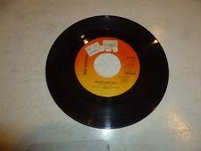 "BOZ SCAGGS - What Can I Say - 1976 Dutch 7"" Juke Box Vinyl Single"