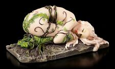 Hexen Figur - One with Earth - Deko Statue Fantasy Wald Geist Hüterin