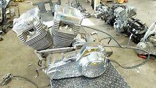 09 Harley Davidson FLHX Street Glide engine motor 1584 cc 96 ci