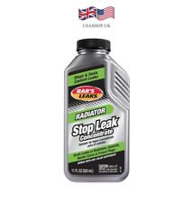 BARS RADIATOR STOP LEAK concentrate liquid (USA made) @£9.50 *free post