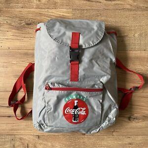 Vintage 90s Retro Coca Cola Back Pack
