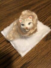 VINTAGE BARBIE CAT !  Marshmellow