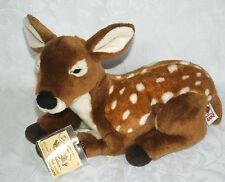Webkinz Signature Deer Fawn Plush SEALED CODE Ganz