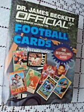 Tarjetas de fútbol americano