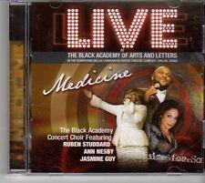 (EU655) Medicine, Live at the Black Academy of Arts & Letters - 2011 CD